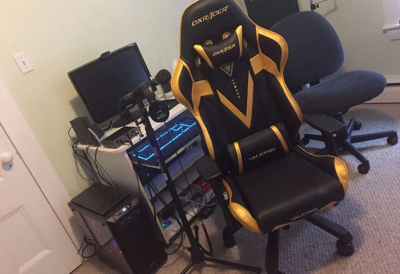 Gaming-Stuhl Bild
